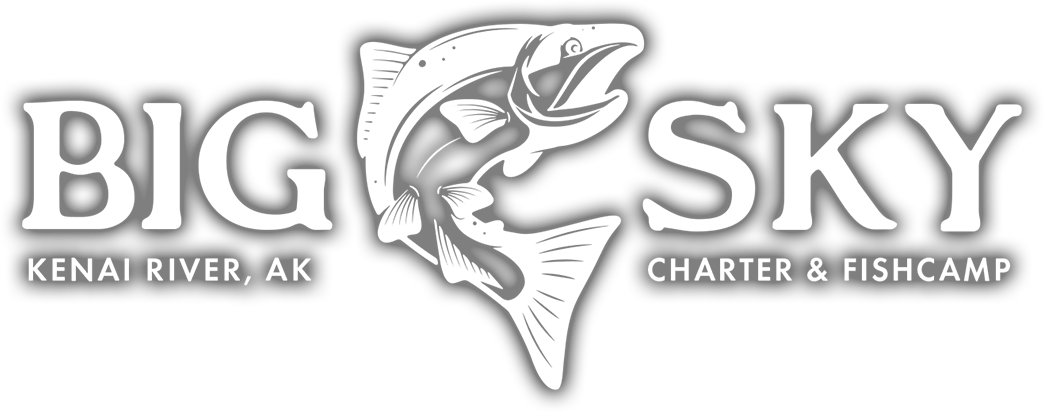 Big Sky Charter and Fishcamp Kenai River Alaska Logo